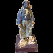 Wonderful Vargas wax Male doll