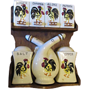 Wonderful Rooster spice set