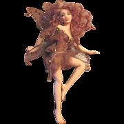 Sexy sculpted fairy OOAK