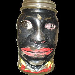 Amazing Black man jar