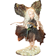 Sweet bisque Fairy by Jude Kapron