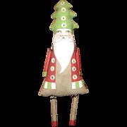 Wonderful Santa original by Cart before the Horses