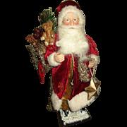 Wonderful Santa by Elaine Roesle