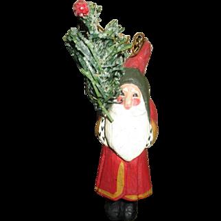 Santa Belsnickle adorably small