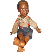 Cutest ever Black boy doll