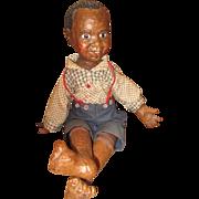 Cutest ever Black boy doll