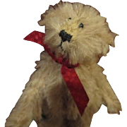 Perfect size for your doll Teddy  mohair