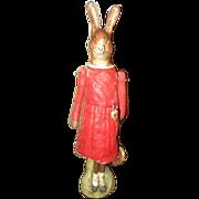 Debbee Thibault Be my Valentine bunny girl