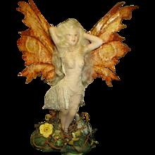 Bisque Fairy by Jude Kapron