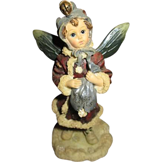 Adorable Boyds Fairy frost