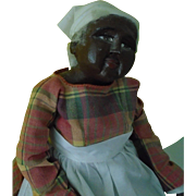 Sweet sculpted Black Gramma OOAK