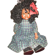 Adorable ! black artist doll