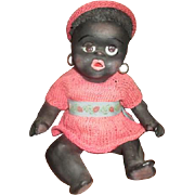 Cutie pie Black doll
