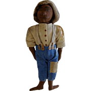 Amazing Black boy doll artist original