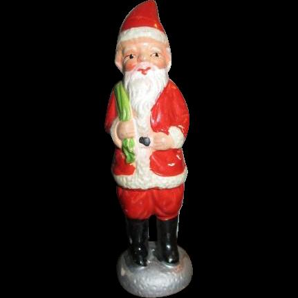 Great vintage Santa