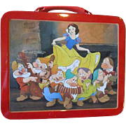 Sweet Snow white lunchbox