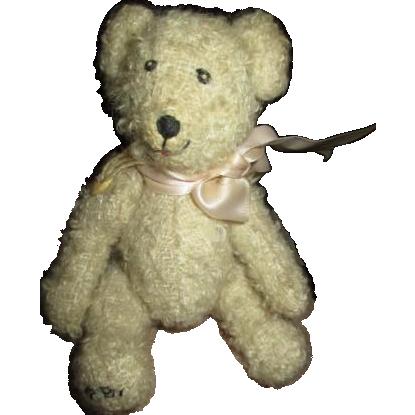 Adorable  Teddy Bear for your doll