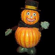 Awesome Vintage Halloween pumpkin