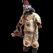 Amazing Vergie Lightfoot scary clown