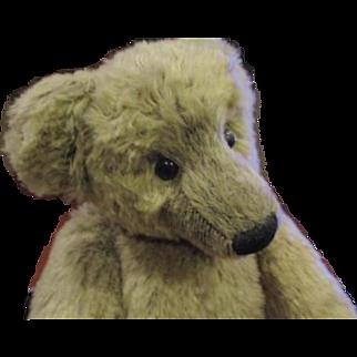 "Adorable  mohair Teddy bear 25"""