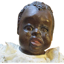 Wonderful Betty Formaz crying Black doll