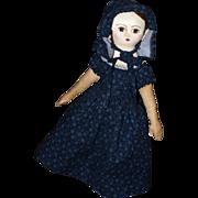 Izannah artist OOAK doll