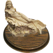 Gorgeous Mermaid sculpture