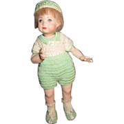 Darling Mini all bisque doll