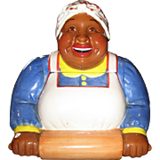 Wonderful Mammy Cookie jar