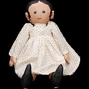 Adorable vintage Izannah artist doll