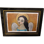 Wonderful Jane desrosier Angel print
