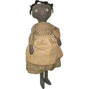 Adorable hand made Black Raggedy Ann