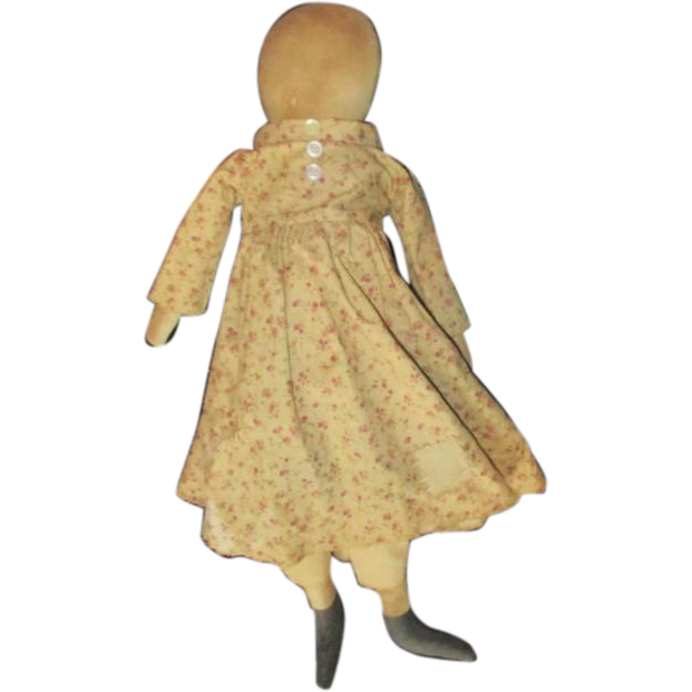 Darling cloth doll