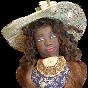 Miss Netti sculpted by Jude Kapron OOAK