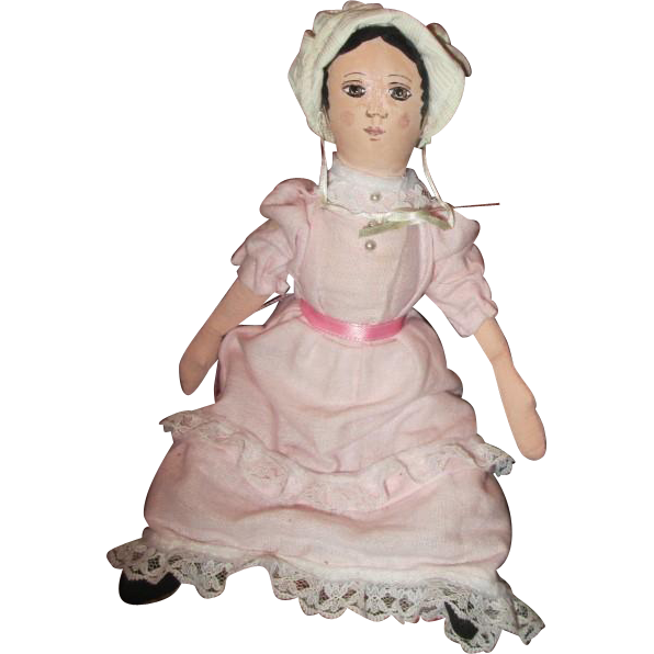 Wonderful Izannah artist doll OOAK