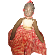Adorable Bruckner Antique  doll needs some work