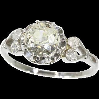 Diamond Engagement Ring ca.1920