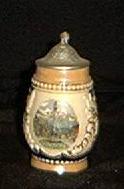 Miniature Lidded Stein- Innsbruk