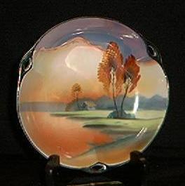 Porcelain Pierced Edge Bowl-Chikaramachi of Japan