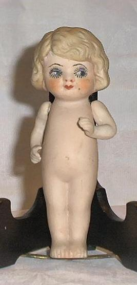 Bisque Doll #704 Made In Japan