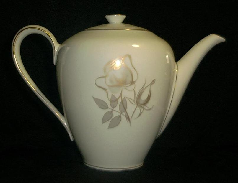 K P M Porcelain Coffee Pot