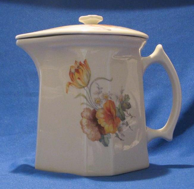Coors Thermo Porcelain Covered Pitcher