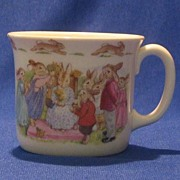 "Royal Doulton ""Bunnykins"" Youth Cup"