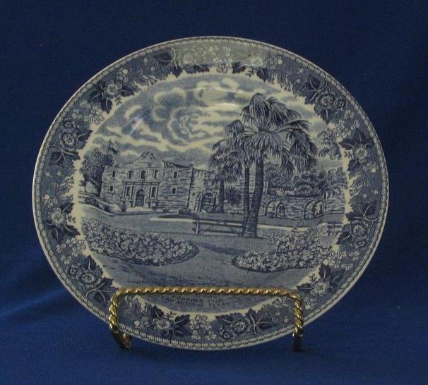 Jonroth Alamo Plate Made In England