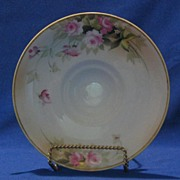 "Noritake Hand Painted ""Nippon"" Bowl"