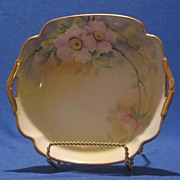 Noritake White Wild Rose Decorated Bowl