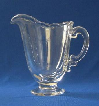 Fostoria Century Pattern Sixteen Ounce Pitcher