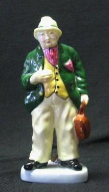 "Coalport Figurine Titled ""Tinker"""