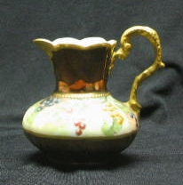 Altwasser Silesia Hand Decorated Creamer