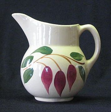 Watt Pottery 15 Teardrop Pitcher From Adreamremembered On